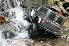 Offroading ;-)