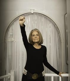 Gloria Steinem talks Hillary, Carly, and the women's movement in 2015 - The Boston Globe