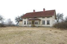 abandoned farm house Ulricehamn Sweden