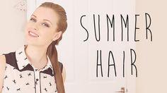 Cute Summer Hairstyle (+playlist)