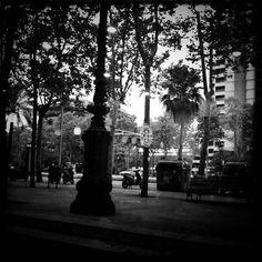 Destino: Barcelona (a través de mi móvil)