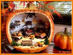 .Great for Thanksgiving or Halloween