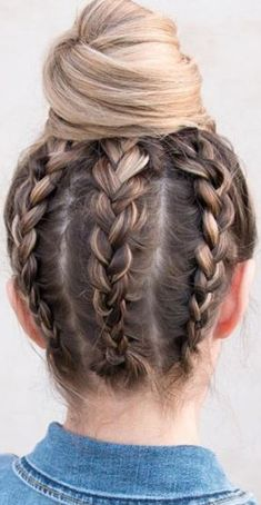 The Ultimate Hairstyle Handbook Everyday Hairstyles for the Everyday Girl Braids, Buns, and Twists! Step-by-Step Tutorials The Ultimate Hairstyle Handbook Everyday Hairstyles for the Everyday Girl Braids, Buns, and Twists! Step-by-Step Tutorials Mexican Hairstyles, Dance Hairstyles, Messy Hairstyles, Medium Hair Styles, Curly Hair Styles, Girls Braids, Everyday Hairstyles, Hair Dos, Hair Hacks