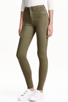 Super Skinny High Jeggings | H&M