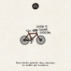 Bike Drawing, Story Instagram, Olay, Motto, Karma, Doodles, Drawings, Illustration, Funny
