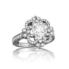 40 Fabulous Engagement Rings - Penny Preville from #InStyle