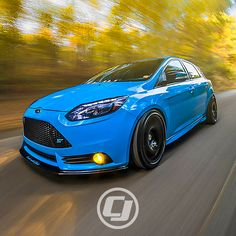 PJ's Olympic Blue #FocusST