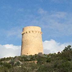 La torre de El Portet de Moraira Moraira, Monument Valley, Nature, Towers, Naturaleza, Nature Illustration, Off Grid, Natural