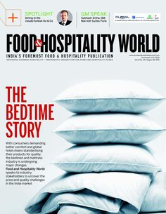 Food and Hospitality World (Vol.5, No.4) November 1-15, 2016