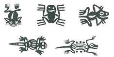Resultado de imagen para diseños indigenas precolombinos