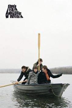 Arctic Monkeys. Poster from AllPosters.com, $9.99