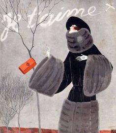 Illustration by George LeonnecFor La Vie ParisienneNovember 1922