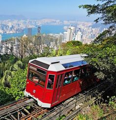 "Victoria Peak, or simply ""the Peak"", is one of Hong Kong's most popular tourist attractions and should be visited twice: During the day and during the evening"
