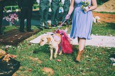 Ella my flower girl <3 #rustic #country #wedding @treenridge