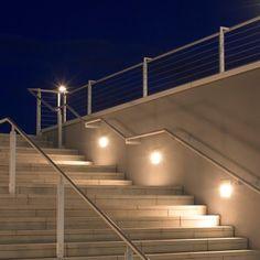 Recessed wall luminaires · BEGA