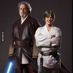If Anakin never turned to the dark side