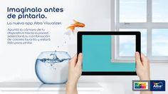 Aplicación pintar realidad aumentada