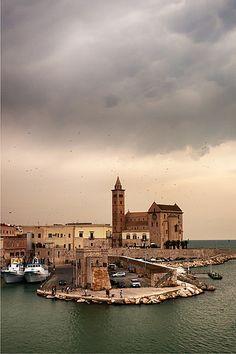 Trani Province of Barletta-Andria-Trani Italy