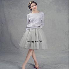7 Layers High Waist Women Tulle Skirt American Apparel Tutu Skirts Womens Lolita Petticoat 2017 Summer Faldas Saia Jupe  #love #style #fashionista #ootd #dress #glam #streetstyle #pretty #cool #instastyle