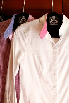 O'Shaughnessey's show clothing is timeless and classic!