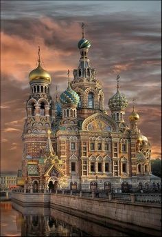 St. Petersburg Russia | Architecture Spots
