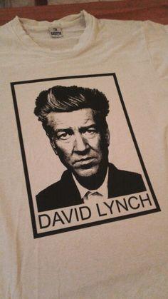David Lynch tshirt