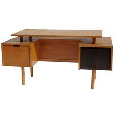 1stdibs | Milo Baughman Desk for Glen of California