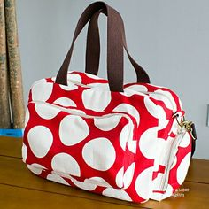 731 Katy Bag PDF Pattern - ithinksew.com