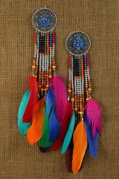 perfect earrings for all the music festivals this summer
