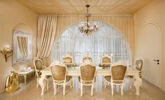 Love this window! dining room - traditional - dining room - other metros - Elad Gonen & Zeev Beech