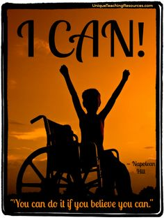 """Napoleon Hill - """"You can do it if you believe you can."""""""