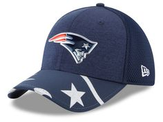 0a568de559c46 New England Patriots New Era 2017 NFL Draft 39THIRTY Cap