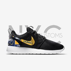 DISCLAIMER: NYcustoms items are not licensed products of Sanrio, DC, Marvel, Lucas film, Disney or any trademark/copyrighted company you may see in the work. This item is however crafted using the licensed fabric or comic. NYCustom is not affiliated with or sponsored by the NHL.  Shoes:  The base shoe used is the Men Nike Roshe One Black / Anthracite / Sail  Women Nike Roshe One Black / White The fabric is glued on directly to the shoes.  Turnaround Time:  To find out the ...