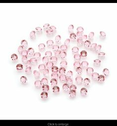 Pink Beads - click to enlarge