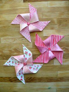 gumpaste pinwheel tutorial