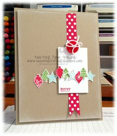 Mindy Backes - Merry Minis - Pintrest inspired