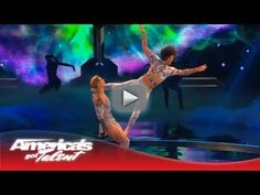 "KriStef Brothers - Acrobatics and Glitter Bombs Set to ""Everything I Do"" - America's Got Talent 2013 - They have taken a very complicated acrobatic act and made it comedic, all while still showcasing their strength! See the KriStef Brothers' moves! Subscribe"