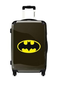 Batman Hard Case Luggage by ikase on 1408f731e77e9