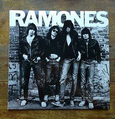 Ramones - S/T Vinyl LP