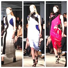 Blurred lines @proenzaschouler #modluxluvs #frontrow #nyfw  via MODERN LUXURY MAGAZINE OFFICIAL INSTAGRAM - Luxury  Lifestyle  Culture  Travel  Tech  Gadgets  Jewelry  Cars  Gaming  Entertainment  Fitness
