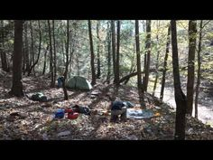 4K UltraHD Bankhead National Forest backpacking filmed with Sony FDR-AX100 4K camcorder.  Please share and enjoy my other backpacking videos too!
