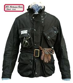 Mulholland Master by mister freedom. Looks just like a Barbour  International jacket. 7df5e241865