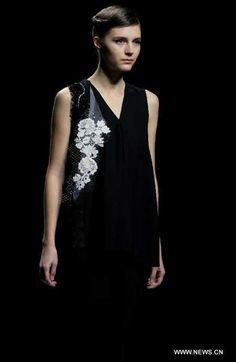 Highlights from China Fashion Week