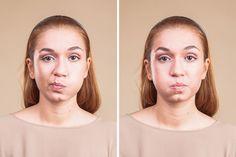8 cviků proti vráskám v obličeji: Nestojí nic a fungují!