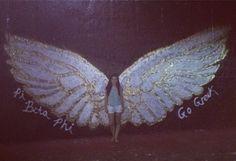 Pi Beta Phi angels! Go Greek! #piphi #pibetaphi