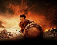 Gladiator (this link has a trailer)