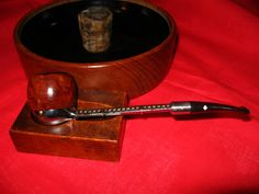 Vintage Estate Pipe Dr Grabow Viking Metal Pipe by OsanyinPipes, $20.00