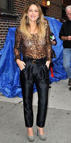 Drew Barrymore - amazing