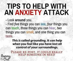 Anxiety Attack