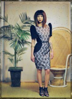 Vinta To - modern Filipiniana Filipiniana, High Neck Dress, Butterfly, Style Inspiration, Modern, Dresses, Fashion, Turtleneck Dress, Vestidos